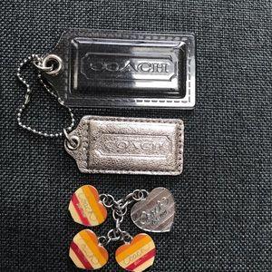 Coach Accessories - Coach tags